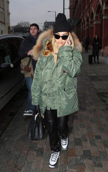 Rita Ora - Rita Ora Back in London