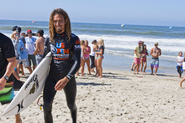 Rob Machado Competes at 2011 Nike US Open of Surfing