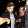 Stephanie Ritz Robert Pattinson Goes to Trousdale
