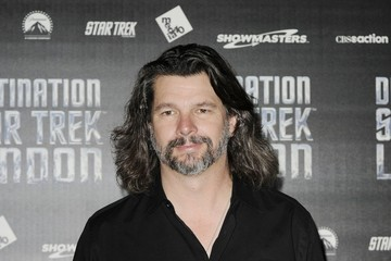 Ronald D. Moore Stars at the Destination Star Trek London