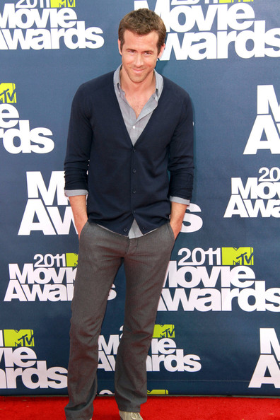 ryan reynolds movies 2011. Ryan Reynolds at the 2011 MTV