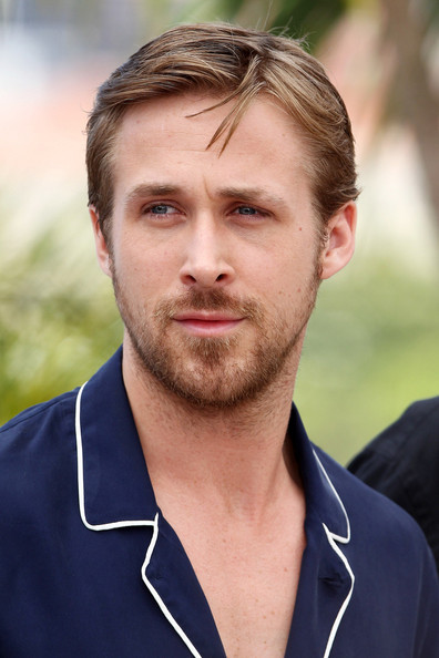 "Ryan Gosling at the photocall for the movie ""Drive"", held at the Palais des Festivals on the Croisette avenue in Cannes."