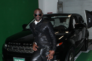 Sam Sarpong Brittany Bell and Sam Sarpong Shoot a Magazine Cover