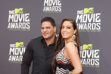 Sammi Giancola Arrivals at the MTV Movie Awards 3