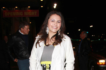 Taylor Beckett Celebs at the Pantages Theatre