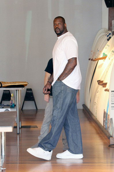 Go Back > Gallery For > What Size Shoe Does Shaq Wear