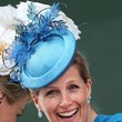 Sophie Countess of Wessex Racegoers Enjoy the Festivities at Ascot — Part 3