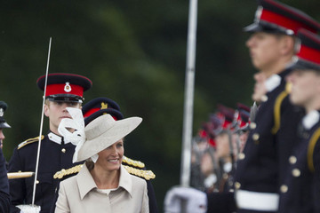 Sophie Countess of Wessex Sophie, Countess of Wessex, at the Sovereigns Parade