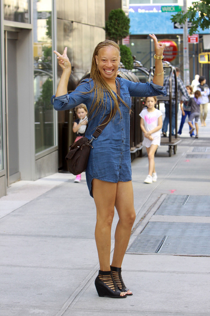 Who Is Supermodel Stacey McKenzie on America s Next Top Model