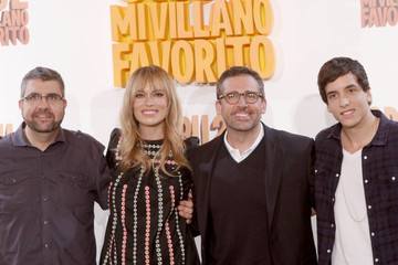 Steve Carell Patricia Conde 'Despicable Me 2' Photo Call in Madrid — Part 2