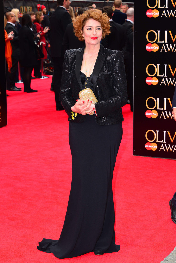 Anna Chancellor Anna Chancellor Photos Arrivals At The