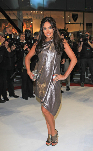 Tamara Ecclestone - Celebs at the 'Breaking Dawn' Premiere