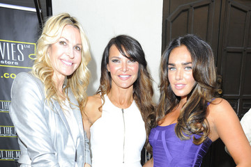 Tamara Ecclestone Lizzie Cundy Celebs At the Movies Launch Party