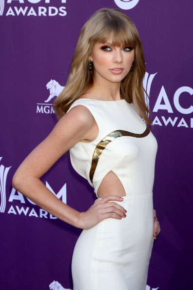 Taylor Swift - Stars at the Academy of Country Music Awards
