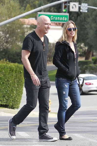 Terry Soil Pictures - Howie Mandel and Wife Leave Lunch ...