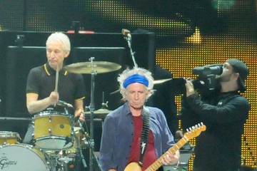 The Rolling Stones Rolling Stones Perform in LA