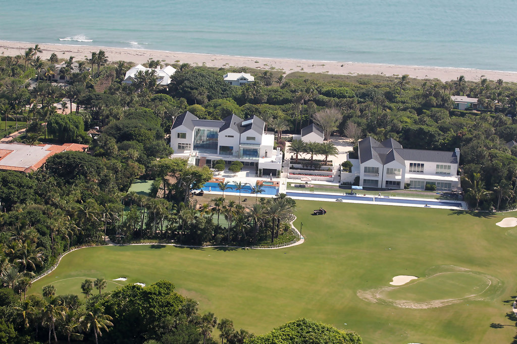 tiger woods u0026 39  florida mansion