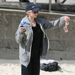 David Kirsch Tobey Maguire and Family at Bondi Beach