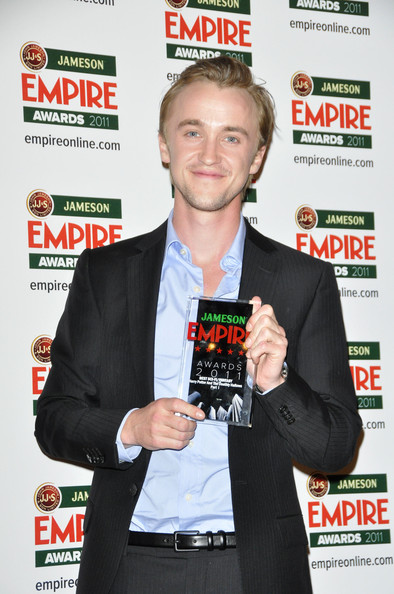 tom felton 2011. Tom Felton Tom Felton shows