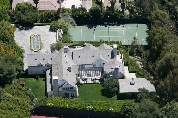Tom Cruise 39 S And Katie Holmes 39 New Country House In Sussex