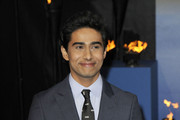 Suraj Sharma attends the premiere of 'Life Of Pi' held at the Empire Cinema, Leicester Square in London, England.