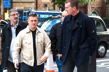 Tommy Robinson Tommy Robinson Appears at the Magistrates' Court