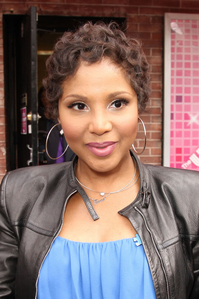 Toni Braxton Photos Photos Toni Braxton And Her Son