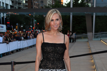 Tory Burch Arrivals at the NYC Ballet Fall Gala