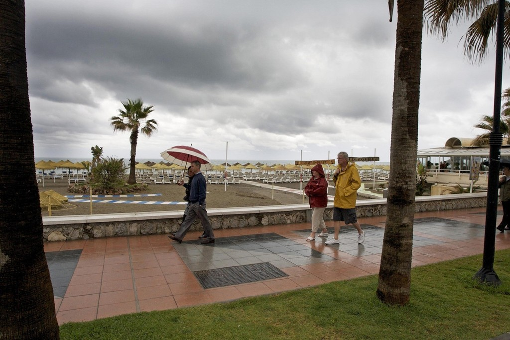 rain in spain over easter break zimbio