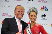 USA's Olivia Culpo is crowned Miss Universe 2012 at the Planet Hollywood Resort and Casino in Las Vegas.