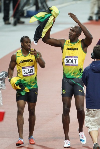 Usain Bolt Photos Photos - Usain Bolt of Jamaica wins the ...