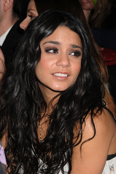 Vanessa Hudgens Vanessa Hudgens arriving for the Tibi Fall 2011 show, held at the Tent in the Lincoln Center as part of New York Fashion Week.