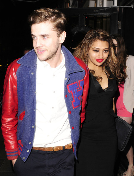 Vanessa White Pictures - Wayne Bridge Parties With The ...