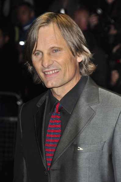 "Viggo Mortensen Viggo Mortensen arrives for the premiere of ""A Dangerous Method"" at the Odeon Leicester Square, as part of the BFI film festival."