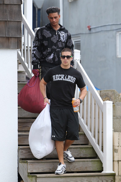 jersey shore cast guys. Jersey Shore Cast Leaves the