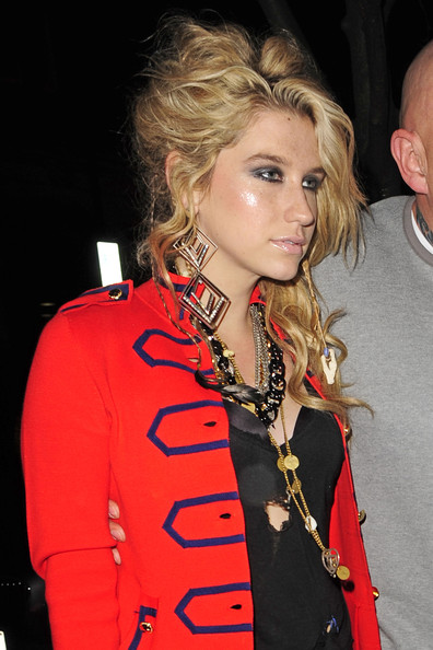 Kesha and Vivienne Westwood - Nicola Roberts attends the Vivienne Westwood aftershow party at Bungalow 8