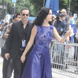 Westwood Katy Perry at the Premiere of 'The Smurfs 2'