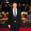 Domonic West Stars at the 'John Carter' Premiere in London 3