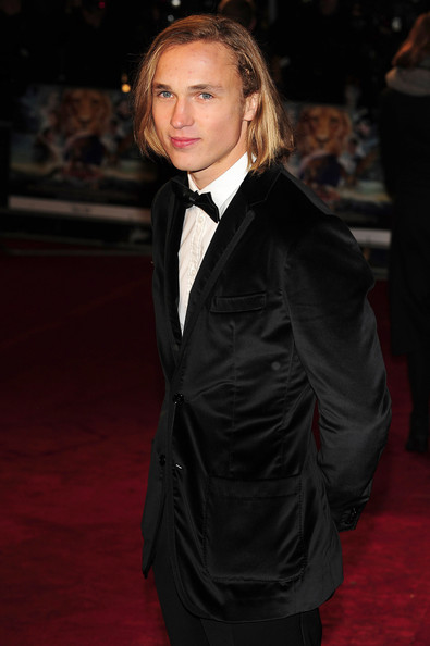 william moseley 2011. William Moseley - World
