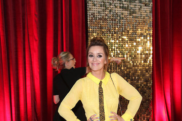 Zoe Henry Arrivals at the British Soap Awards