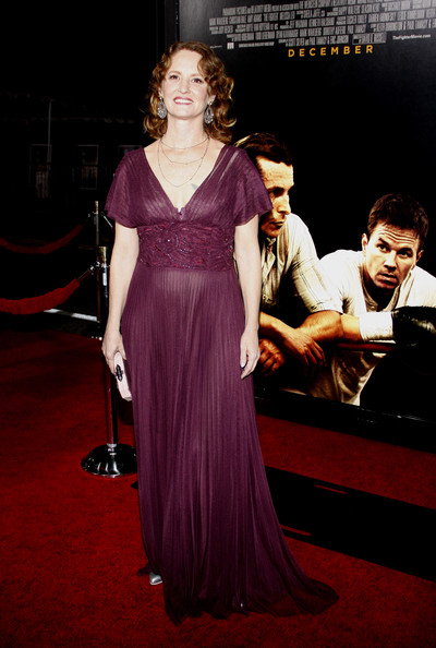 "Melissa Leo  on the red carpet at the Los Angeles premiere of ""The Fighter"" held at  Grauman's Chinese Theater, Los Angeles."