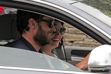 Jude Law Sadie Frost Jude Law in the Cotswolds
