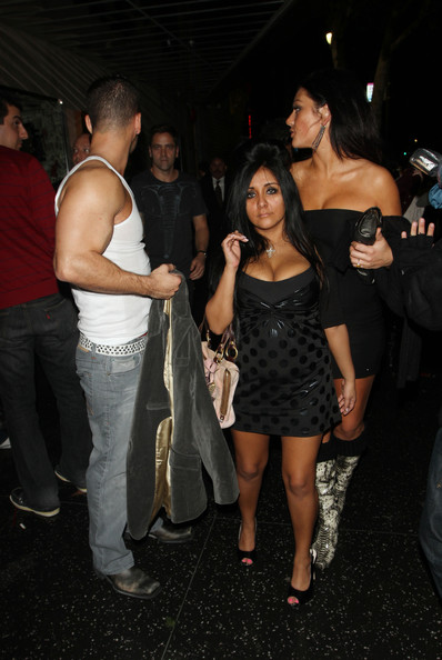 jersey shore cast. The cast of MTV#39;s quot;Jersey