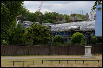 will.i.am General Views of Kensington Palace