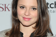 Sasha Cohen Long Wavy Cut