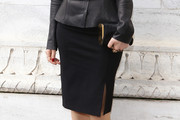 Preity Zinta Pencil Skirt