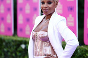 Mary J. Blige Corset Top