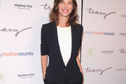 Christy Turlington Blazer