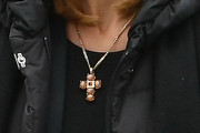 Bettina Wulff Cross Pendant