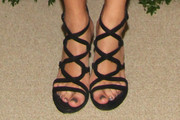 Lauren Remington Platt Strappy Sandals